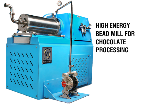 Bead Material Blender ~ Food processing equipment machinery from mikrons